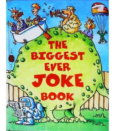 Biggest Joke Book Ever