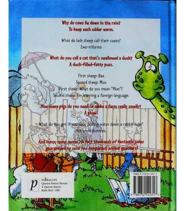 Biggest Joke Book Ever Back Cover