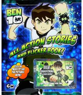Ben 10 All Action Stories and Flicker Book