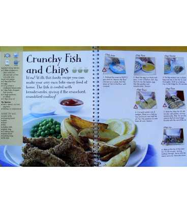 Kids' Cook Book Inside Page 1