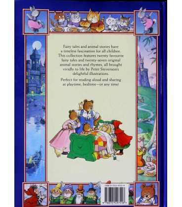 My Ladybird Treasury of Bedtime Stories Back Cover