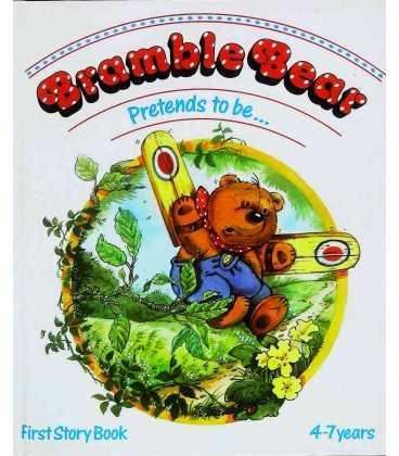 Pretends to be Bramble Bear