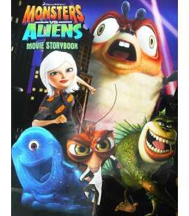 Monsters Vs Aliens - Movie Storybook