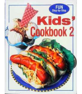 Kids Cookbook 2 : (Fun Step-By-Step)