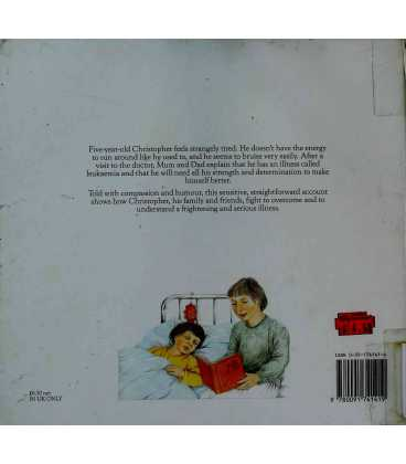 Christopher's Story Back Cover