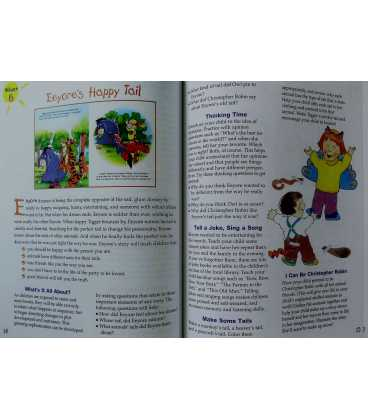 Parent's Guide (Disney's Out & About With Pooh) Inside Page 2