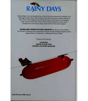 Rainy Days Kites Back Cover