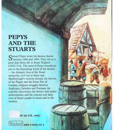 Pepys and the Stuarts Back Cover