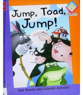 Jump, Toad, Jump! (Reading Corner Phonics)
