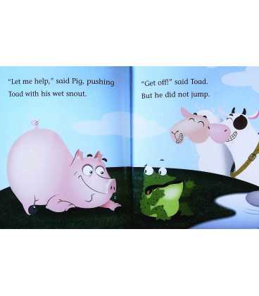 Jump, Toad, Jump! (Reading Corner Phonics) Inside Page 2
