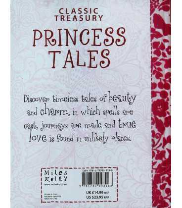 Princess Tales Back Cover
