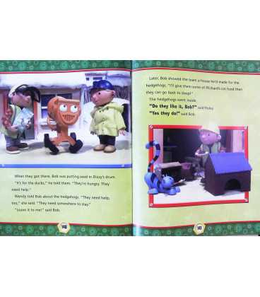Bob the Builder Story Treasury Inside Page 1