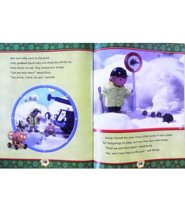 Bob the Builder Story Treasury Inside Page 2