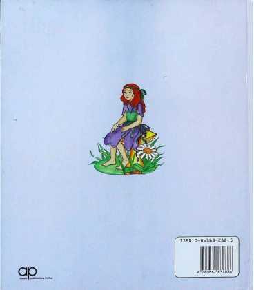 Thumbelina Back Cover