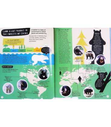 Ten Thousand, Eight Hundred and Twenty Endangered Species in the Animal Kingdom Inside Page 1