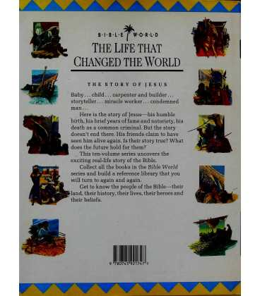 The Life that Changed the World Back Cover