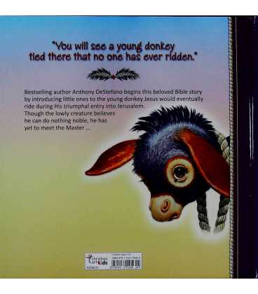 The Donkey That No One Could Ride Back Cover