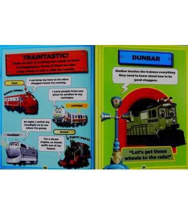 Chuggington Annual 2010 Inside Page 2