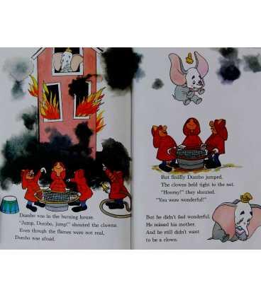 Dumbo the Flying Elephant (Disney's Wonderful World of Reading) Inside Page 1