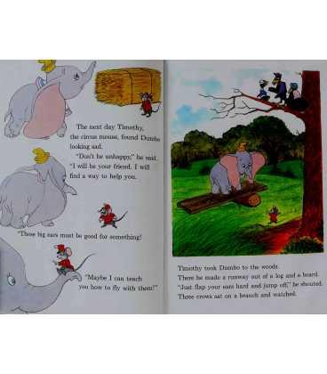 Dumbo the Flying Elephant (Disney's Wonderful World of Reading) Inside Page 2