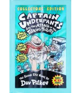 Captain Underpants and the Attack of the Talking Toilets (Captain Underpants)
