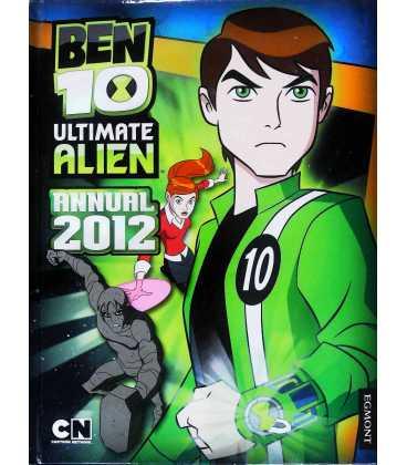 Ben 10 Ultimate Alien Annual 2012