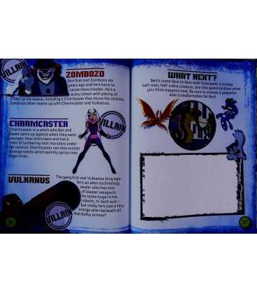 Ben 10 Ultimate Alien Annual 2012 Inside Page 2
