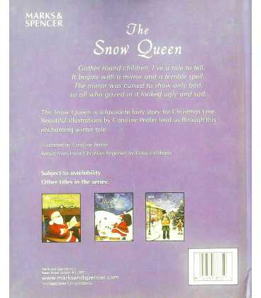 The Snow Queen Back Cover
