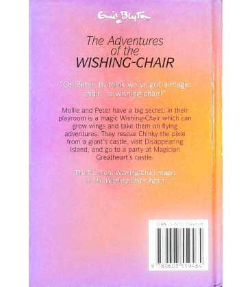 Adventures of the Wishing Chair Back Cover
