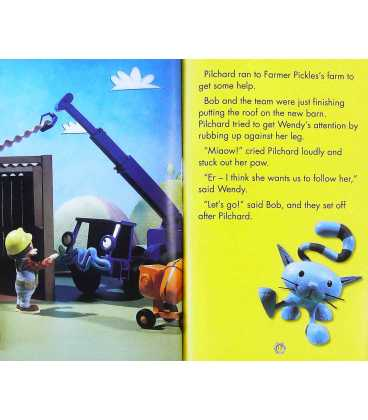 Pilchard Steals the Show (Bob the Builder) Inside Page 1