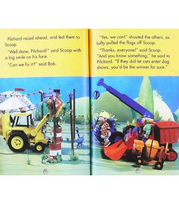 Pilchard Steals the Show (Bob the Builder) Inside Page 2