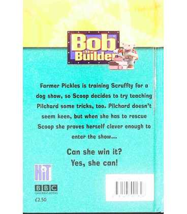 Pilchard Steals the Show (Bob the Builder) Back Cover