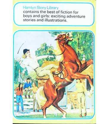 Animal Stories for Girls Back Cover