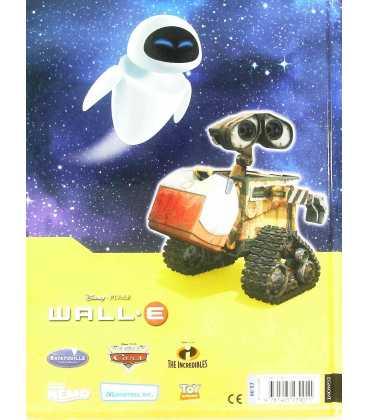 Disney/Pixar Annual 2009 Back Cover