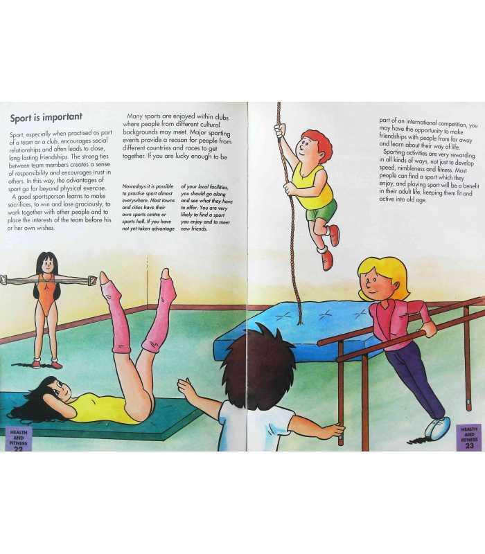 Growing Up (How My Body Works)   Macdonald Orbis   9780748939671