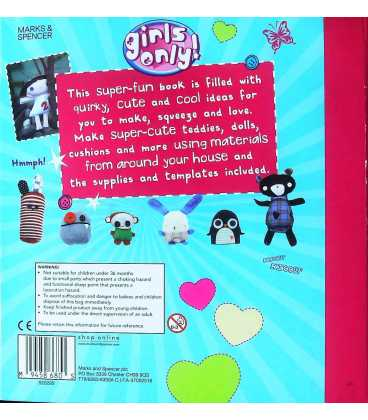 Super Cute Back Cover