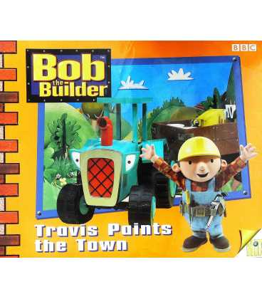 Bob the Builder: Travis Paints the Town Storybook 5 (Bob the Builder Storybook)