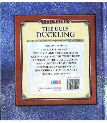 The Ugly Duckling Back Cover