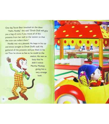 Noddy Lends a Hand Inside Page 1