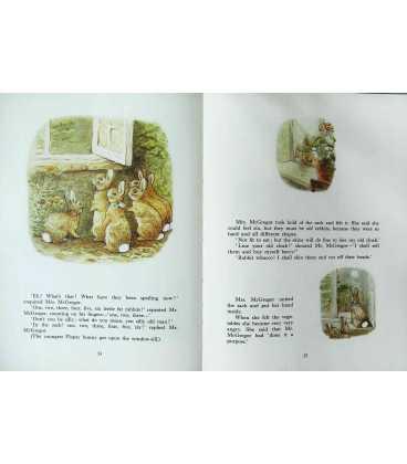 The Beatrix Potter Treasury Inside Page 1