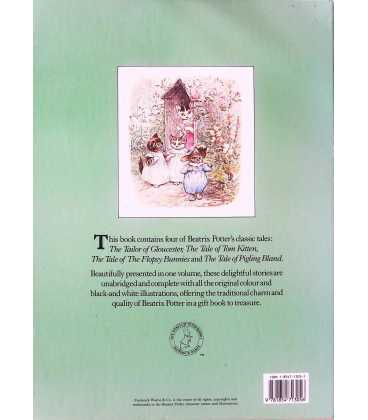 The Beatrix Potter Treasury Back Cover