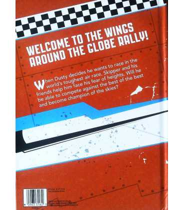 Planes Back Cover