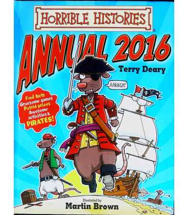Horrible Histories Annual 2016