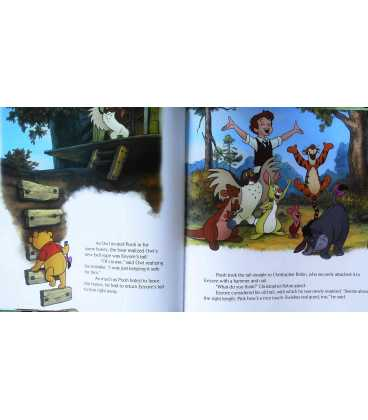 Disney Winnie the Pooh Storybook Collection Inside Page 2