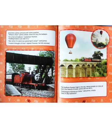 Thomas and Friends Favourite Stories Inside Page 1