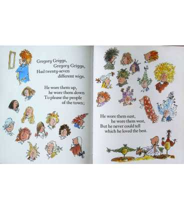 Quentin Blake's Nursery Rhyme Book Inside Page 1
