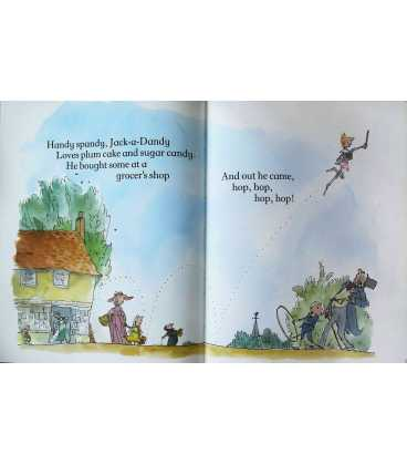 Quentin Blake's Nursery Rhyme Book Inside Page 2