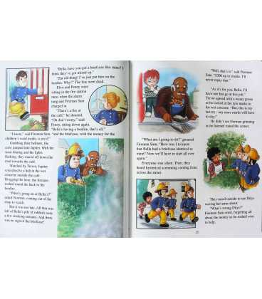 Your Favourite Fireman Sam Story Collection Inside Page 2