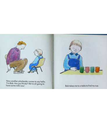 My First Day at Playgroup Inside Page 2