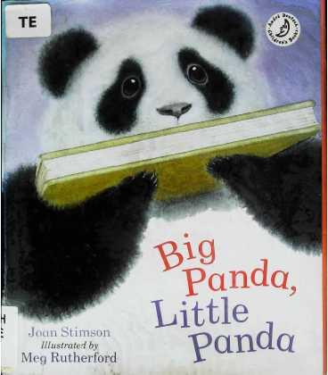 Big Panda, Little Panda